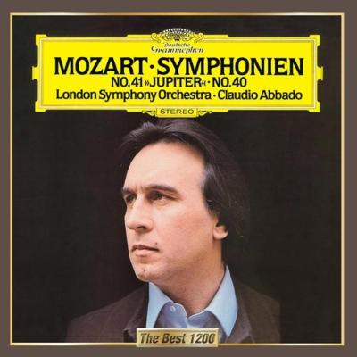 交響曲第40番、第41番『ジュピター』 アバド&ロンドン交響楽団