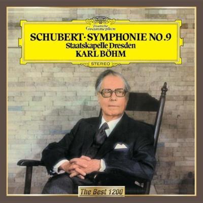 交響曲第9番『グレート』 ベーム&シュターツカペレ・ドレスデン
