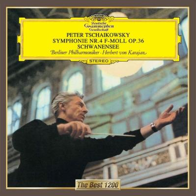 交響曲第4番(1966)、組曲『白鳥の湖』 カラヤン&ベルリン・フィル