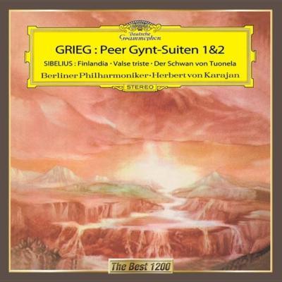 グリーグ:『ペール・ギュント』組曲、シベリウス:フィンランディア、他 カラヤン&ベルリン・フィル(60〜70年代)