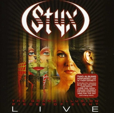 Grand Illusion / Pieces Of Eight: Live Concert