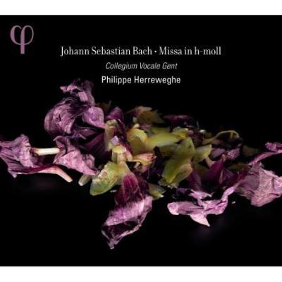 ミサ曲ロ短調 ヘレヴェッヘ&コレギウム・ヴォカーレ(2011)(2CD)