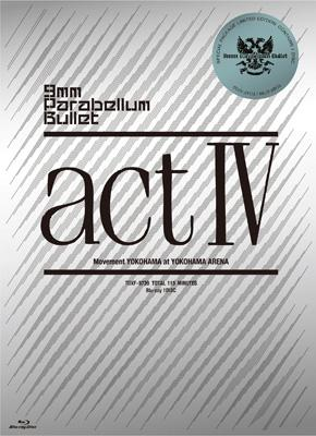 actIV (Blu-ray)【初回限定盤】