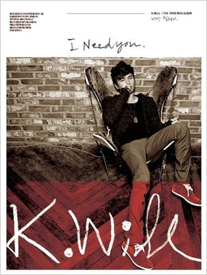 3rd Mini Album: I Need You