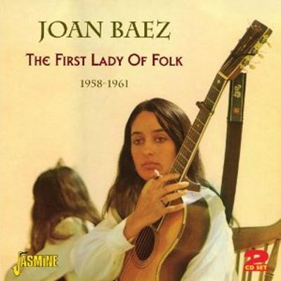 First Lady Of Folk -1958-1961  Joan Baez アーティストペ
