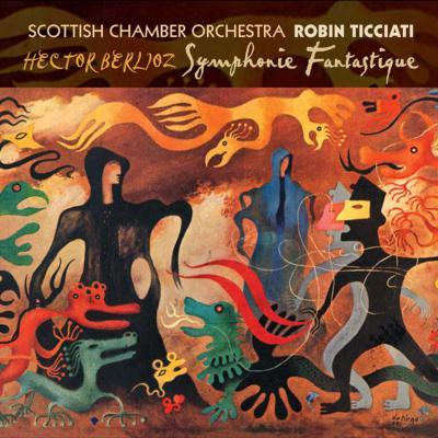 幻想交響曲、歌劇『ベアトリスとベネディクト』序曲 ティチアーティ&スコットランド室内管弦楽団