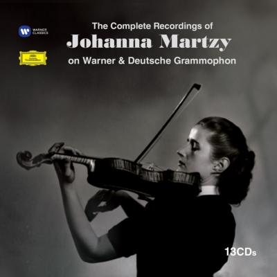 ヨハンナ・マルツィ/EMI&DG録音全集(13CD)