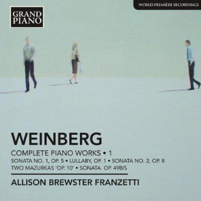 Complete Piano Works Vol.1: Franzetti