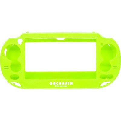 ガチャピン×ムック PS Vita用プロテクトケース ガチャピン