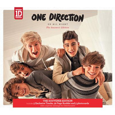 Up All Night (The Souvenir Edition)