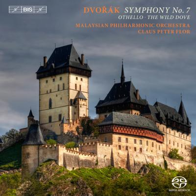 交響曲第7番、序曲『オセロ』、交響詩『野鳩』 フロール&マレーシア・フィル