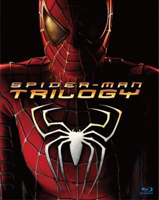 スパイダーマン -トリロジーBOX