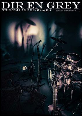 TOUR2011 AGE QUOD AGIS Vol.2 [U.S.& Japan]