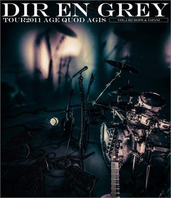 TOUR2011 AGE QUOD AGIS Vol.2 [U.S.& Japan] (Blu-ray)