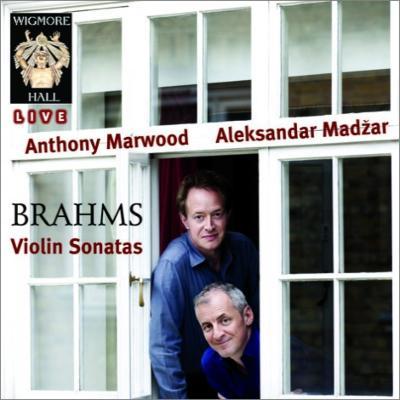 ヴァイオリン・ソナタ第1番、第2番、第3番 マーウッド、マジャール