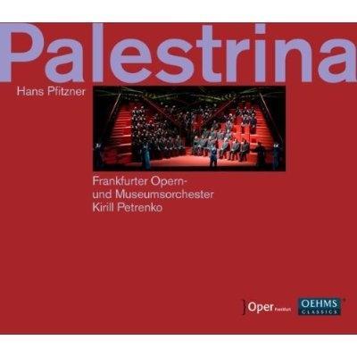 『パレストリーナ』全曲 キリル・ペトレンコ&フランクフルト歌劇場、ブロンダー、シュタルマイスター、他(2010 ステレオ)(3CD)