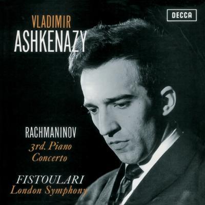 ピアノ協奏曲第3番、ピアノ・ソナタ第2番 アシュケナージ、フィストゥラーリ&ロンドン響(シングルレイヤー)(限定盤)