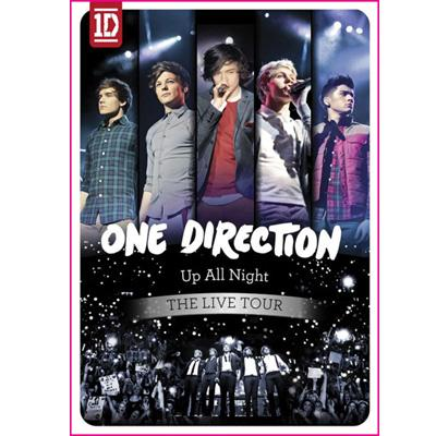 Up All Night -The Live Tour