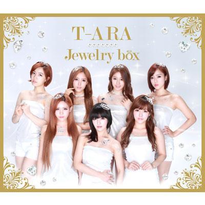 Jewelry box 【ダイヤモンド盤/完全初回限定盤】(CD+DVD)