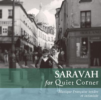 Saravah For Quiet Corner 【HMV限定盤】