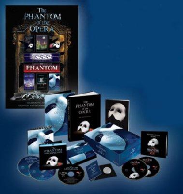 Phantom Of The Opera 25th Anniversary Celebration