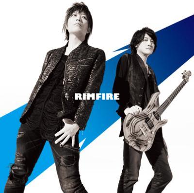 RIMFIRE / TVアニメ『黒子のバスケ』新OP主題歌 (+DVD)【初回限定盤】