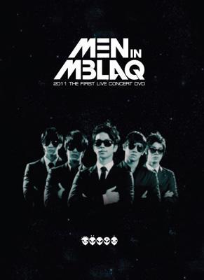 MEN in MBLAQ 2011 THE 1st LIVE CONCERT DVD (+フォトブック)
