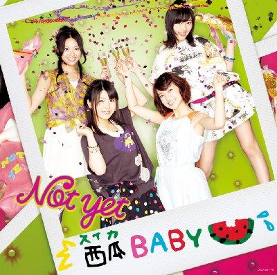 西瓜BABY (+DVD)【TYPE-C】