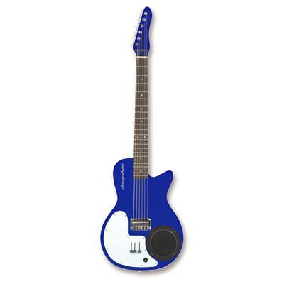 Singer Song Guitar(ディープピーコックブルー)