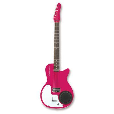 Singer Song Guitar(ポピュラーピンク)