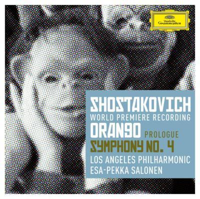 交響曲第4番、歌劇『オランゴ』プロローグ サロネン&ロサンジェルス・フィル(2CD)