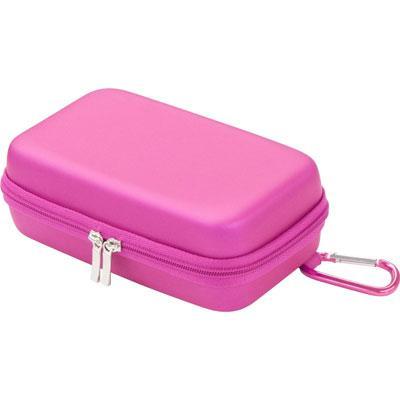 CYBER・セミハードケース ワイド(3DS用)ピンク
