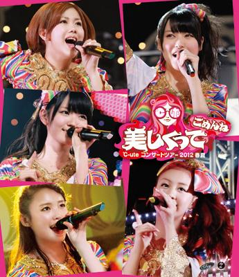 ℃-uteコンサートツアー2012春夏 〜美しくってごめんね〜