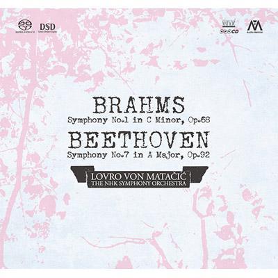 ブラームス交響曲第1番、ベートーヴェン交響曲第7番 マタチッチ&NHK交響楽団