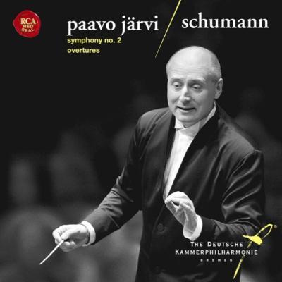 Sym, 2, : P.jarvi / Deutsche Kammerphilharmonie +overtures