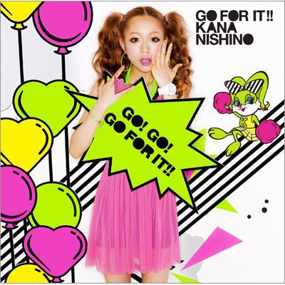GO FOR IT !! (+DVD)【初回限定盤】