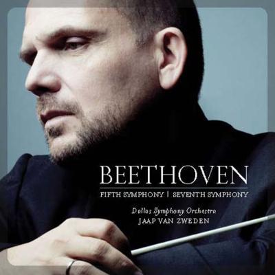 交響曲第5番『運命』、第7番 ヤープ・ヴァン・ズヴェーデン&ダラス交響楽団