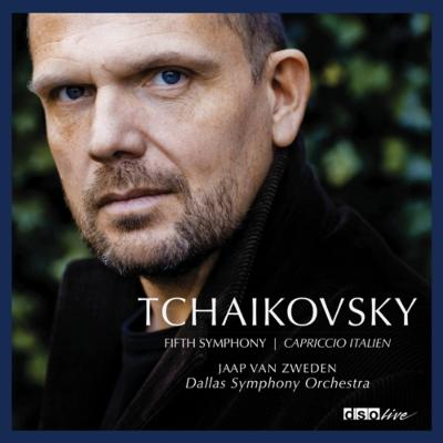 交響曲第5番、イタリア奇想曲 ヤープ・ヴァン・ズヴェーデン&ダラス交響楽団
