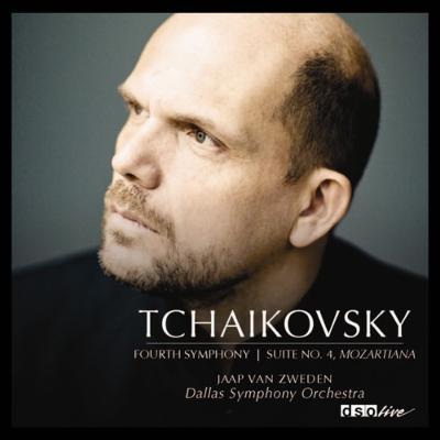 交響曲第4番、組曲第4番『モーツァルティアーナ』 ヤープ・ヴァン・ズヴェーデン&ダラス交響楽団
