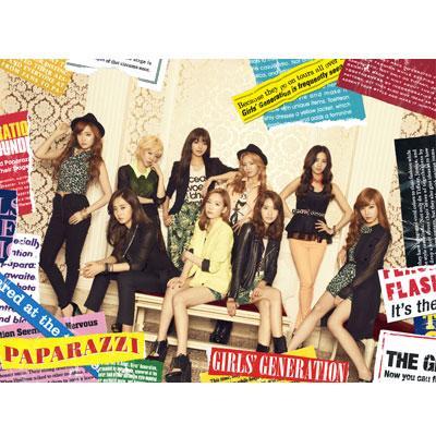 PAPARAZZI 【通常盤】(CD+DVD)
