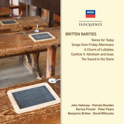 声楽作品集 ジョン・ハーヘシー、ピーター・ピアーズ、ウィルコックス&キングズ・カレッジ合唱団、他