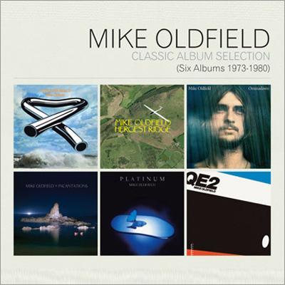 Classic Album Selection (Six Albums 1973-1980)