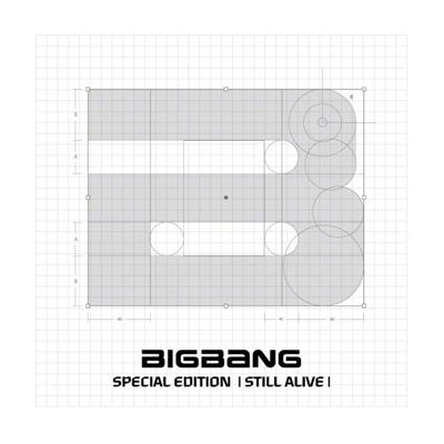 5th Mini Album SPECIAL EDITION: STILL ALIVE (BIGBANG VERSION)【台湾独占限定盤】