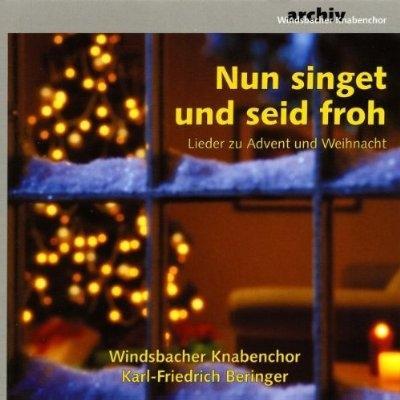 『降臨節とクリスマスのキャロル集』 ヴィンツバッハ少年合唱団