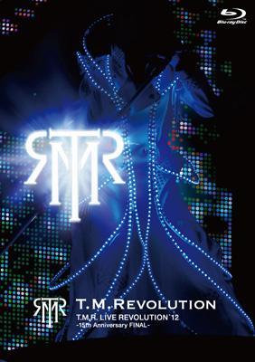 T.M.R.LIVE REVOLUTION '12-15 th Anniversary FINAL-(Blu-ray)