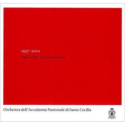 ローマ聖チェチーリア国立音楽院管弦楽団 1937〜2010(8CD限定盤)