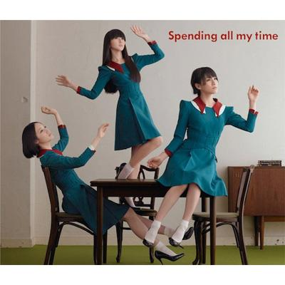 Spending all my time (+DVD)【初回限定盤】
