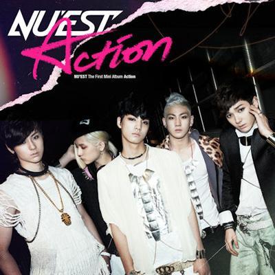 1st Mini Album: Action