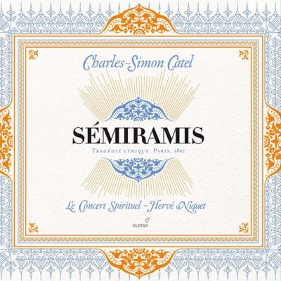 音楽悲劇『セミラミス』 ニケ&コンセール・スピリチュエル、ヴェッセリンク、フィリポネ、他(2011 ステレオ)(2CD)