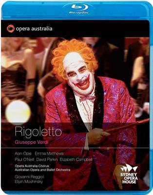 Rigoletto: Reggioli / Australian Opera & Ballet O Opie Matthews P.o'neill